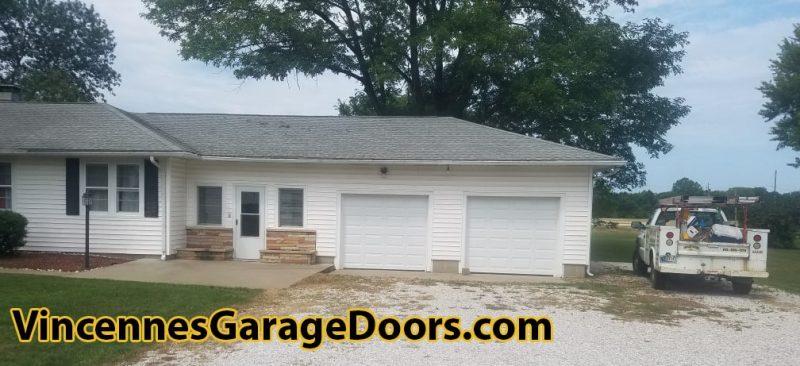 Garage Door Installation After